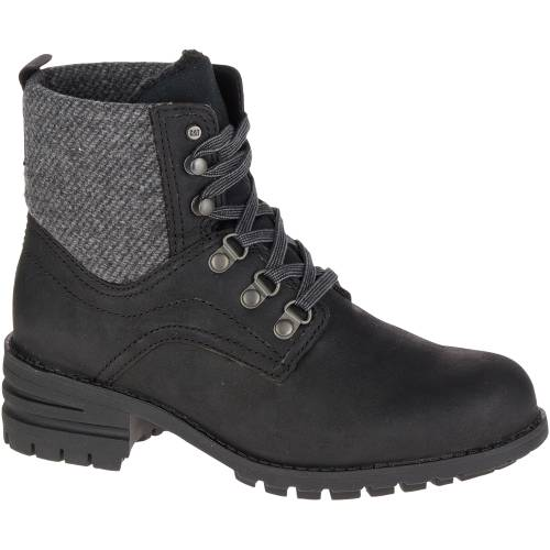CAT Taylor Waterproof Boot - Women - Black