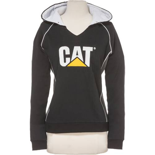 CAT MADISON HOODIE - Women - Black