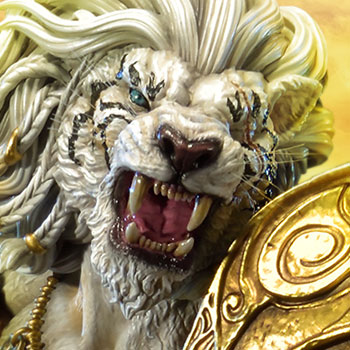 Ajani Goldmane Magic: The Gathering Statue
