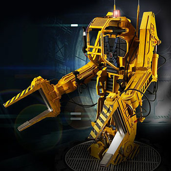 Alien Power Loader Aliens Statue
