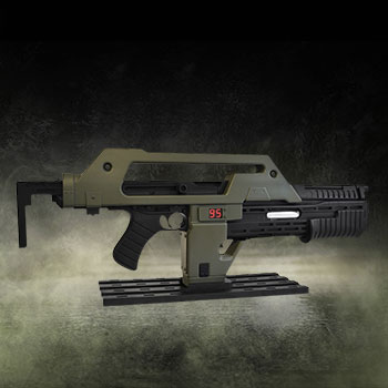 Alien Pulse Rifle Aliens Prop Replica