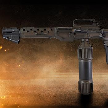 Aliens M240 Incinerator Aliens Prop Replica