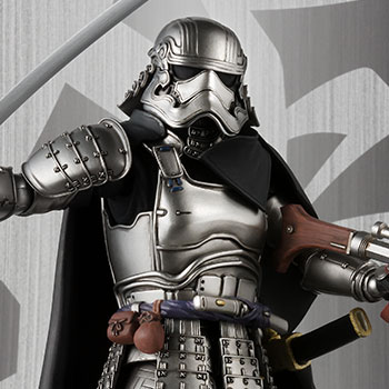Ashigaru Taisho Captain Phasma Star Wars Collectible Figure