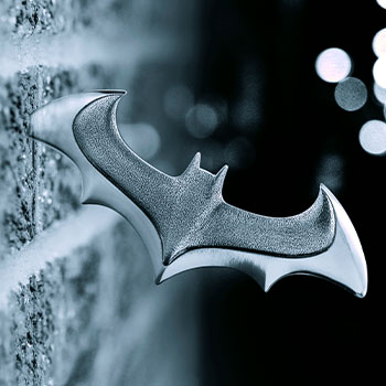 Batarang Letter Opener DC Comics Office Supplies