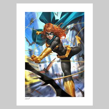 Batgirl #32 DC Comics Art Print