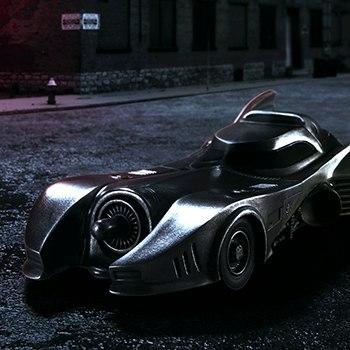 Batmobile DC Comics Pewter Collectible