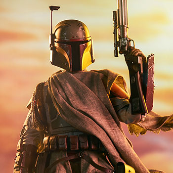 Boba Fett Star Wars Sixth Scale Figure