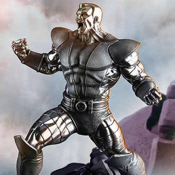 Colossus Victorious Figurine Marvel Pewter Collectible