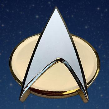 Communicator Badge Bottle Opener Star Trek Miscellaneous Collectibles