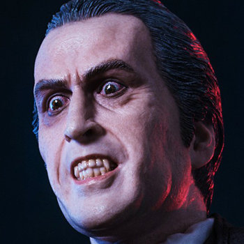 Count Dracula The Scars of Dracula Quarter Scale Statue