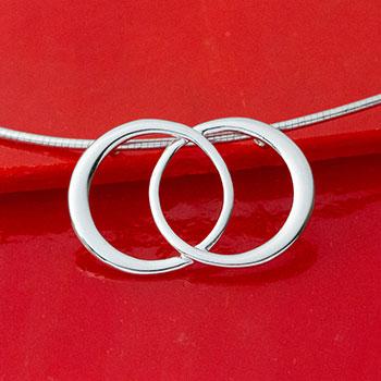 Dahj & Soji Omega Necklace Star Trek Jewelry