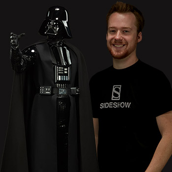 Darth Vader Star Wars Legendary Scale™ Figure