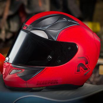 Deadpool 2 HJC RPHA 11 Pro Marvel Helmet