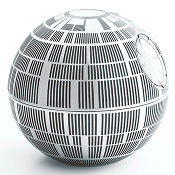 Death Star Trinket Box Star Wars Pewter Collectible