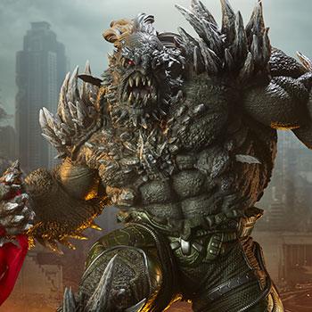 Doomsday DC Comics Maquette