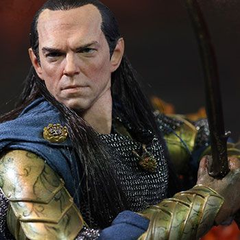 Elrond The Lord of the Rings Sixth Scale Figure