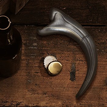 Fossil Raptor Claw Metal Bottle Opener Jurassic Park Miscellaneous Collectibles