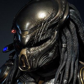 Fugitive Predator Deluxe Version Predator Life-Size Bust