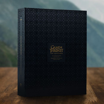 Game of Thrones: The Costumes (Deluxe) Game of Thrones Book