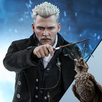 Gellert Grindelwald Special Edition Fantastic Beasts The Crimes of Grindelwald Sixth Scale Figure
