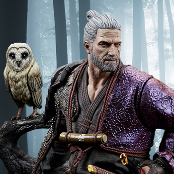 Geralt Ronin The Witcher 3: Wild Hunt Figure