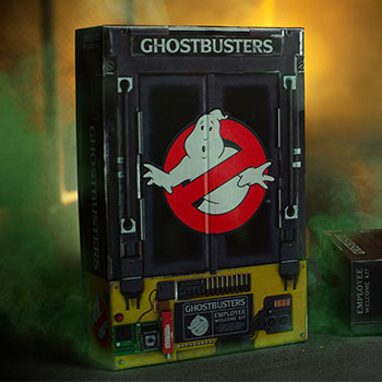 Ghostbusters Employee Welcome Kit Ghostbusters Collectible Set