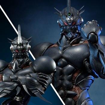Guyver III Ultimate Version Guyver: The Bioboosted Armor Statue