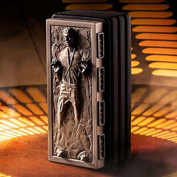 Han Solo Frozen Container Star Wars Office Supplies