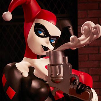 Harley Quinn DC Comics Life-Size Figure