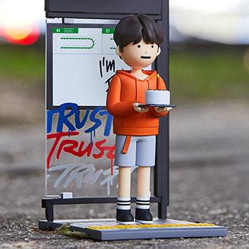 HoSeok BTS Designer Toy