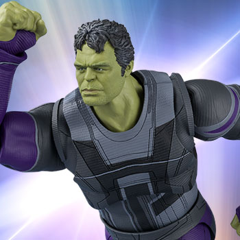 Hulk (Endgame Version) Marvel Collectible Figure