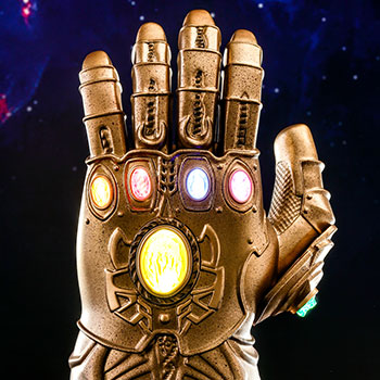 Infinity Gauntlet Marvel Quarter Scale Figure