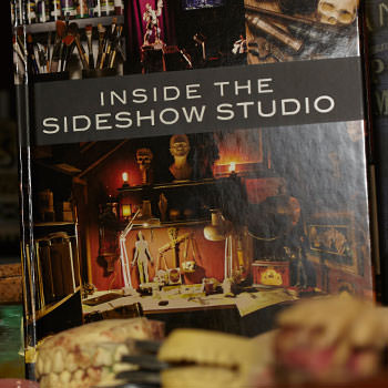 Inside the Sideshow Studio A Modern Renaissance Environment Sideshow Collectibles Book