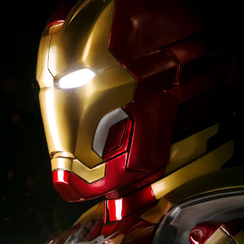 Iron Man Mark 42 Marvel Life-Size Figure