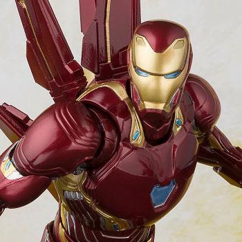 Iron Man Mark 50 Nano Weapon Marvel Collectible Set
