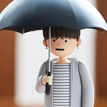 JiMin BTS Designer Toy