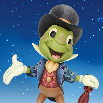 Jiminy Cricket Big Disney Figurine