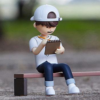 JungKook BTS Designer Toy