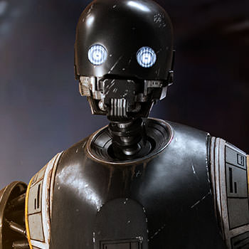 K-2SO Star Wars Life-Size Figure