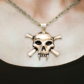 Lady Death Necklace Lady Death Jewelry