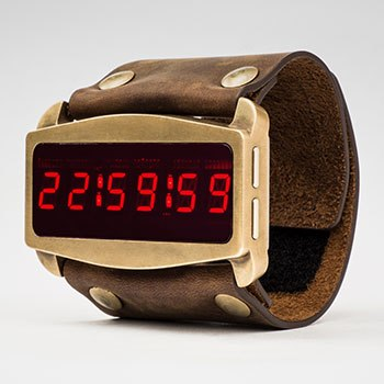Lifeclock One Snake Edition Smartwatch Escape from New York Prop Replica