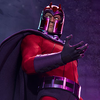 Magneto Marvel Sixth Scale Figure
