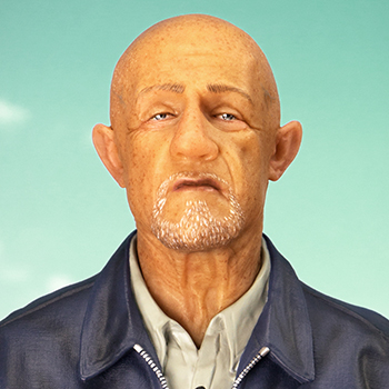 Mike Ehrmantraut Breaking Bad Quarter Scale Statue