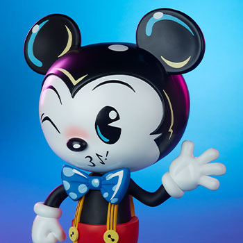 "Miss Mindy 18"" Mickey Disney Vinyl Collectible"