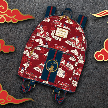 Mulan Mushu Cloud Mini Backpack Disney Apparel