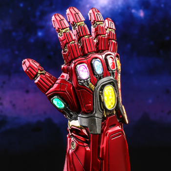 Nano Gauntlet (Movie Promo Edition) Marvel Quarter Scale Figure