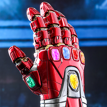 Nano Gauntlet Marvel Quarter Scale Figure