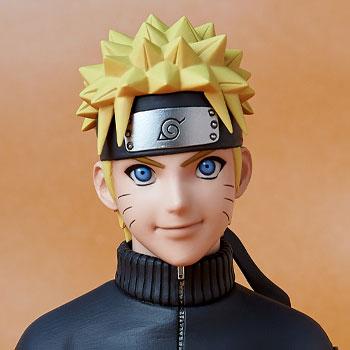 Naruto Uzumaki Naruto Shippuden Bust