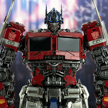 Optimus Prime Transformers Collectible Figure
