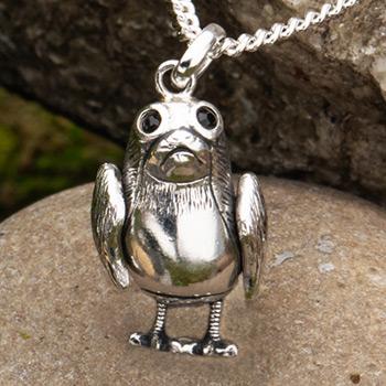 Porg Necklace Star Wars Jewelry